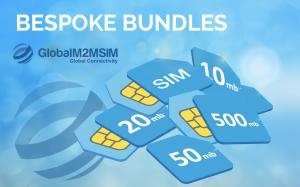 Bespoke Data Bundle SIMs