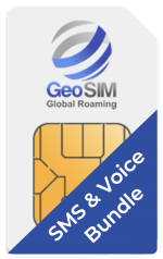 Voice and SMS SIMs