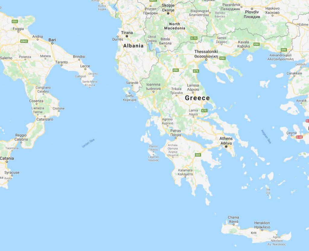 Greece Italy Inonian